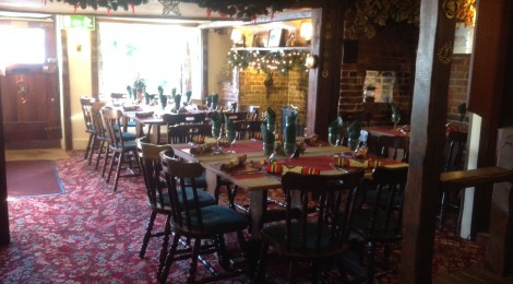 Have you got your Christmas Festive Meal booked yet?