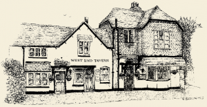 West End Tavern - Country Pub and Restaurant in Marden, Tonbridge, Kent